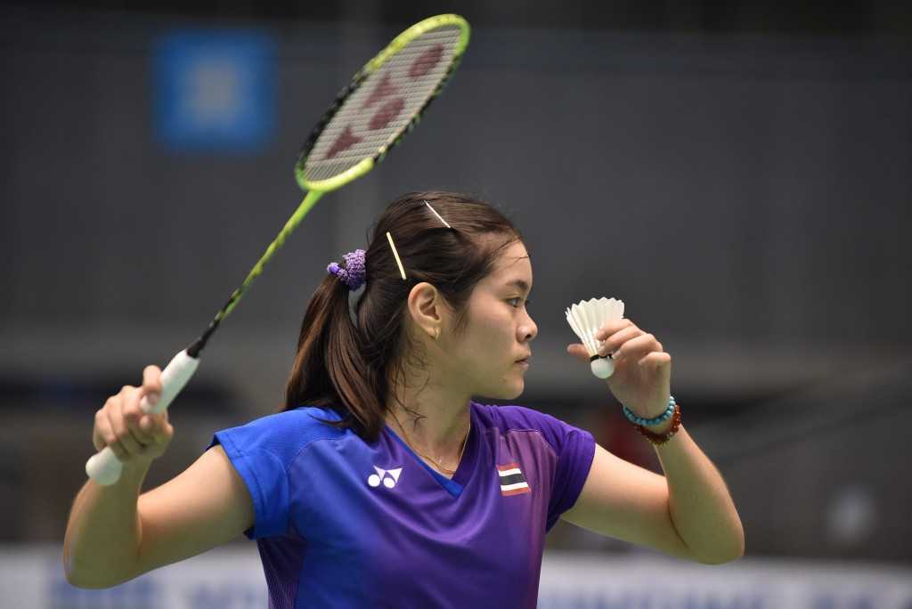 Home players into both singles finals at BWF Thailand Masters