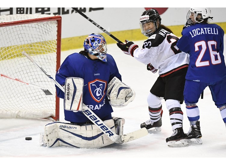 Japan on the brink of Pyeongchang 2018 women's ice hockey berth