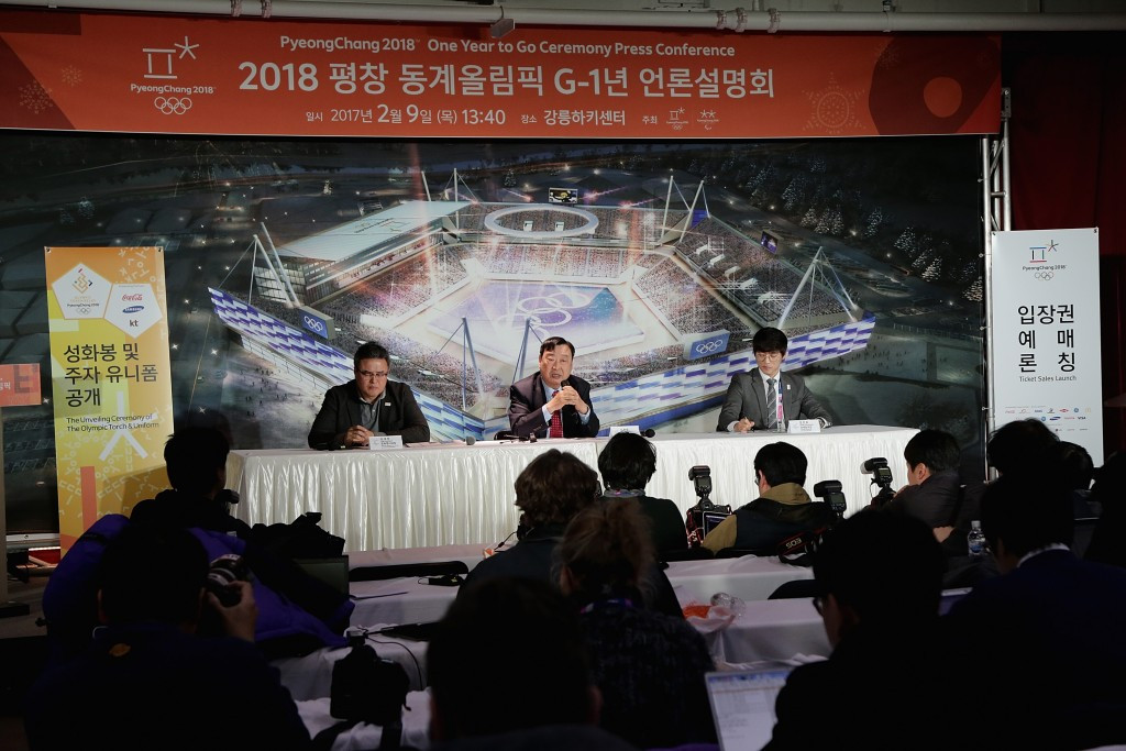 Pyeongchang 2018 President Lee Hee-beom appears well equipped to lead the organisers to a successful Games ©Getty Images