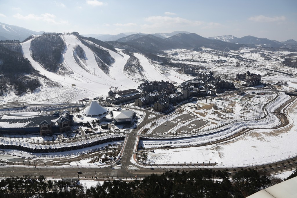 Race director assesses preparations for Pyeongchang 2018 Para Nordic skiing test event