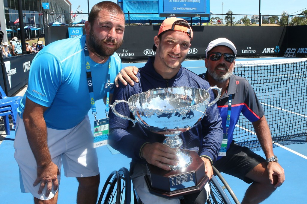 Fernandez wins Americas Paralympic Committee Athlete of the Month honour