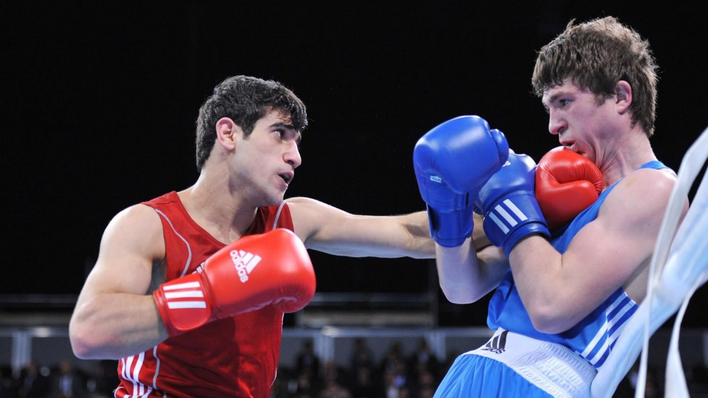 Hosts record second victory at Baku 2015 boxing test event thanks to walkover
