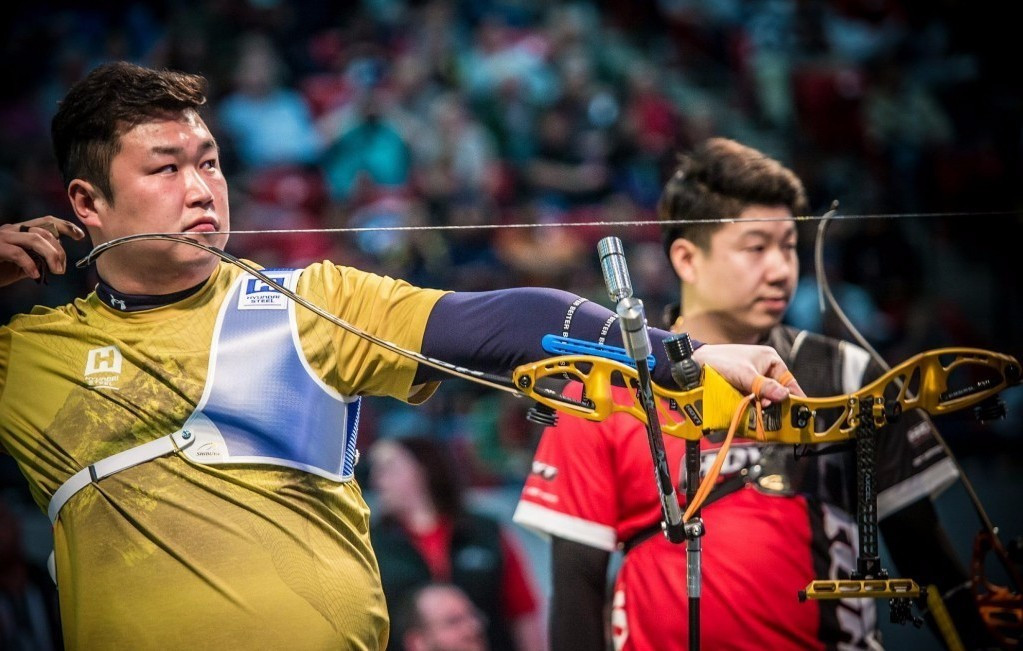 South Korea sweep recurve titles at Indoor Archery World Cup Final