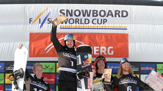 Australia race to best-ever FIS Snowboard Cross World Cup result