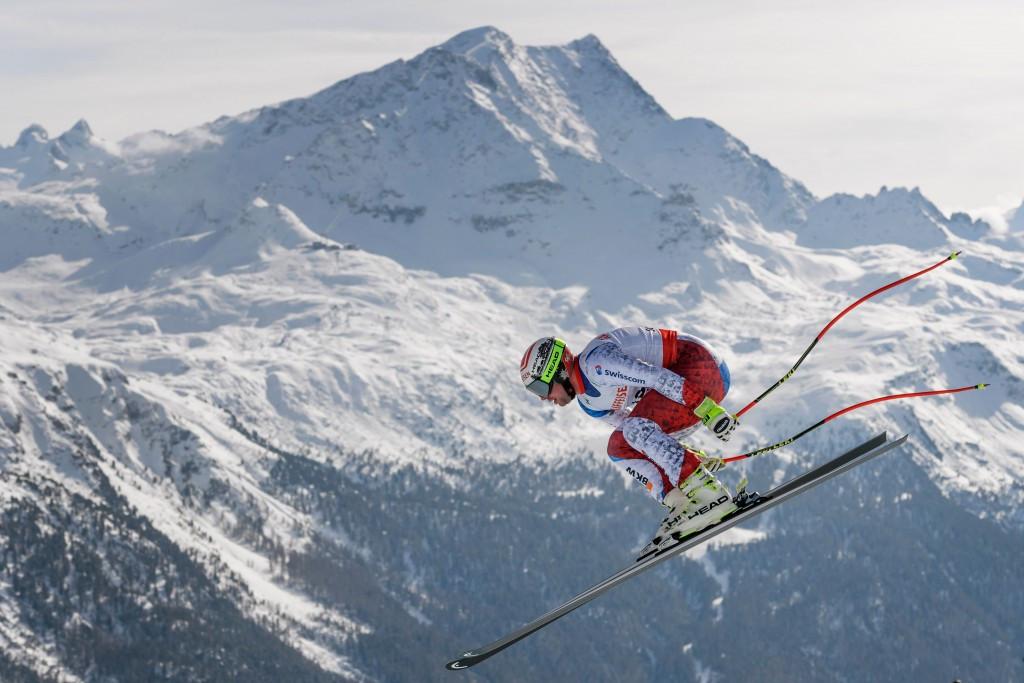 Feuz and Štuhec claim FIS Alpine World Championship downhill titles