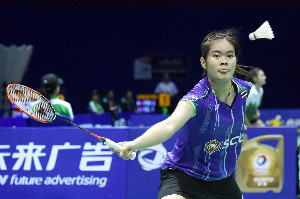 Ongbamrungphan wins home women's singles title at BWF Thailand Masters