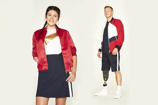 ASOS have renewed a partnership with the British Paralympic Association ©ASOS