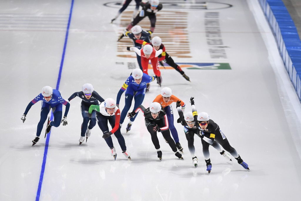 """ISU President """"very satisfied"""" with Pyeongchang 2018 test event"""