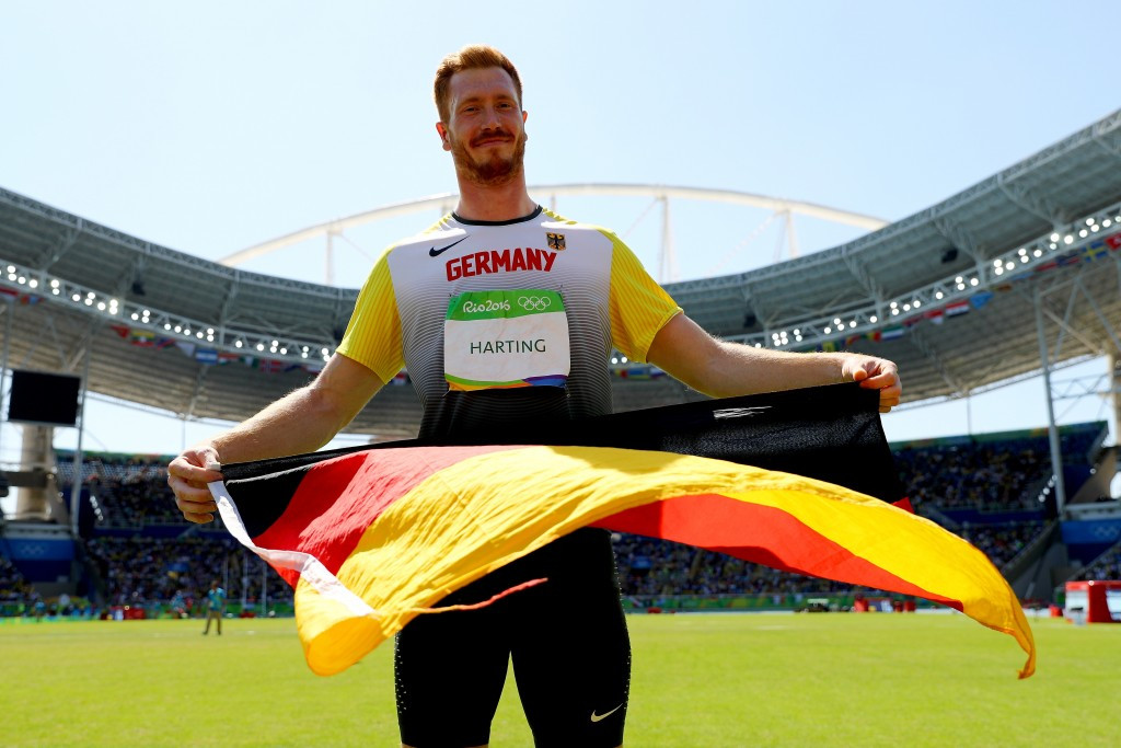 """Discus champion Harting claims Olympics will """"slowly die"""" by 2040"""