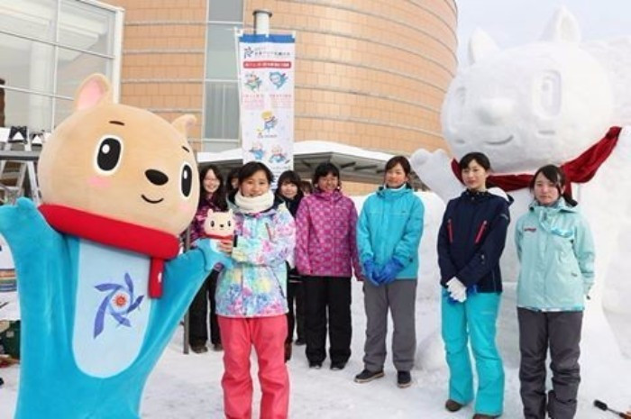 Final preparations are now taking place before the Asian Winter Games ©Sapporo 2017/Facebook