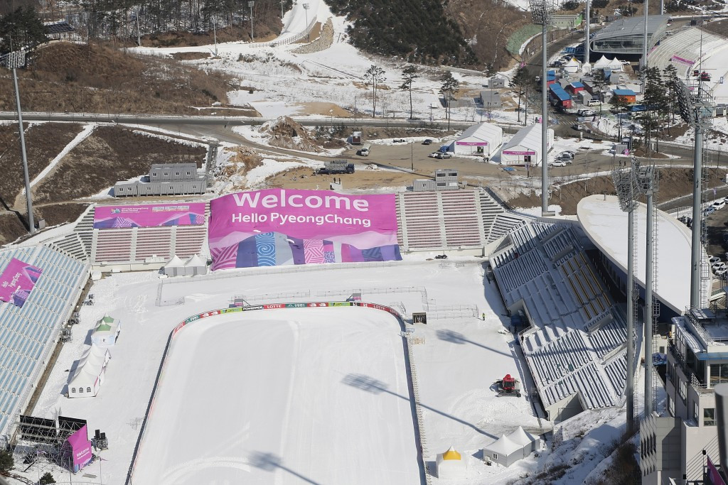 Pyeongchang poised to host Ski Jumping World Cup