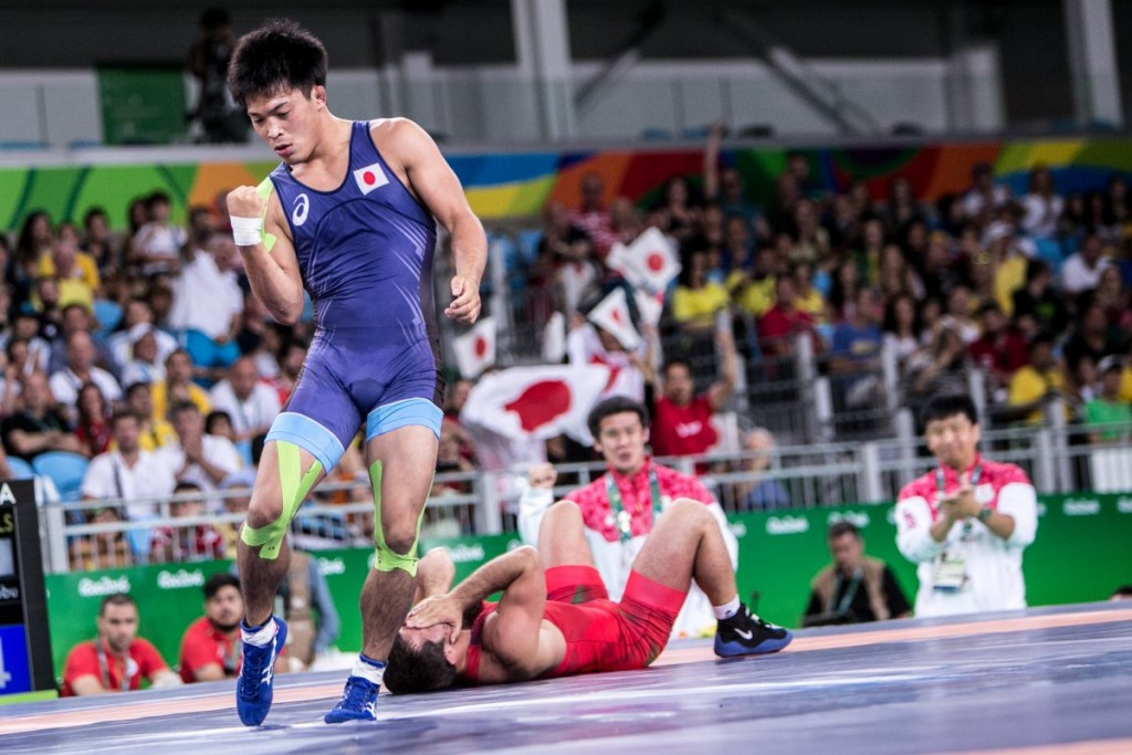United World Wrestling make every Rio 2016 match available on website