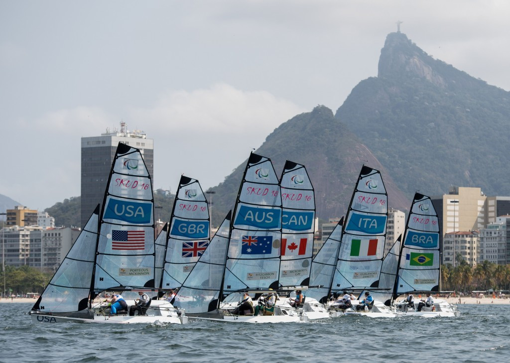 World Sailing Paralympic clinic described as success as new equipment revealed