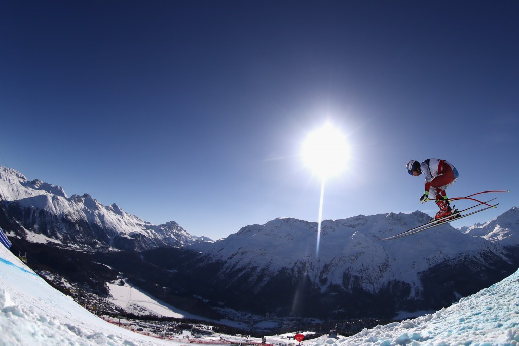 In pictures: Swiss success in Alpine combined at FIS World Championships