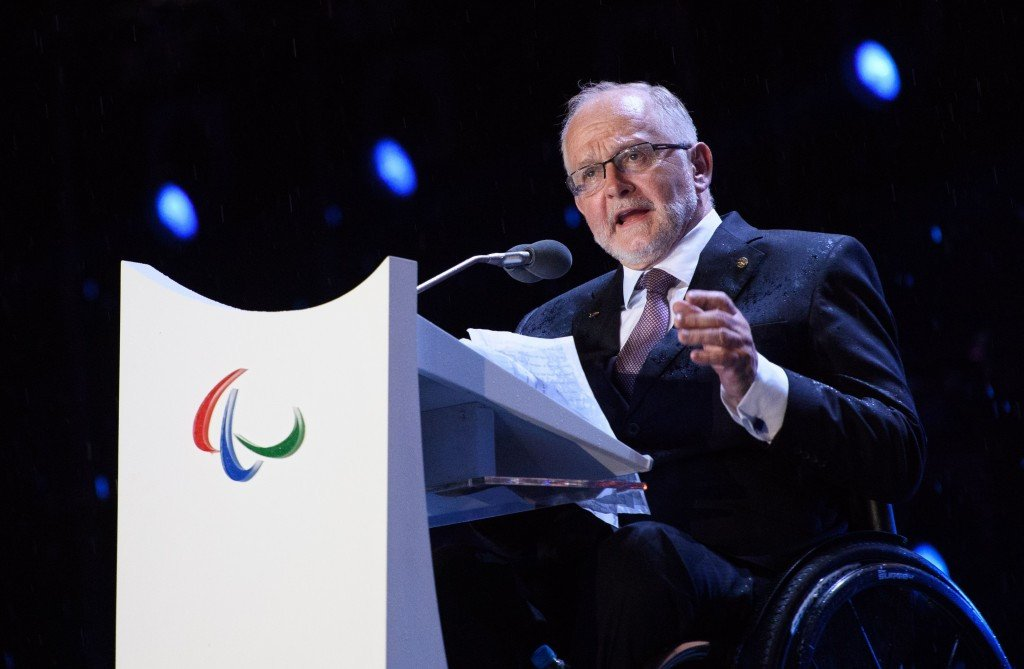 IPC President Sir Philip Craven described today's meeting with Russia as a
