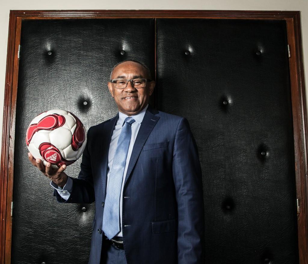 Ahmad receives backing in bid for CAF Presidency