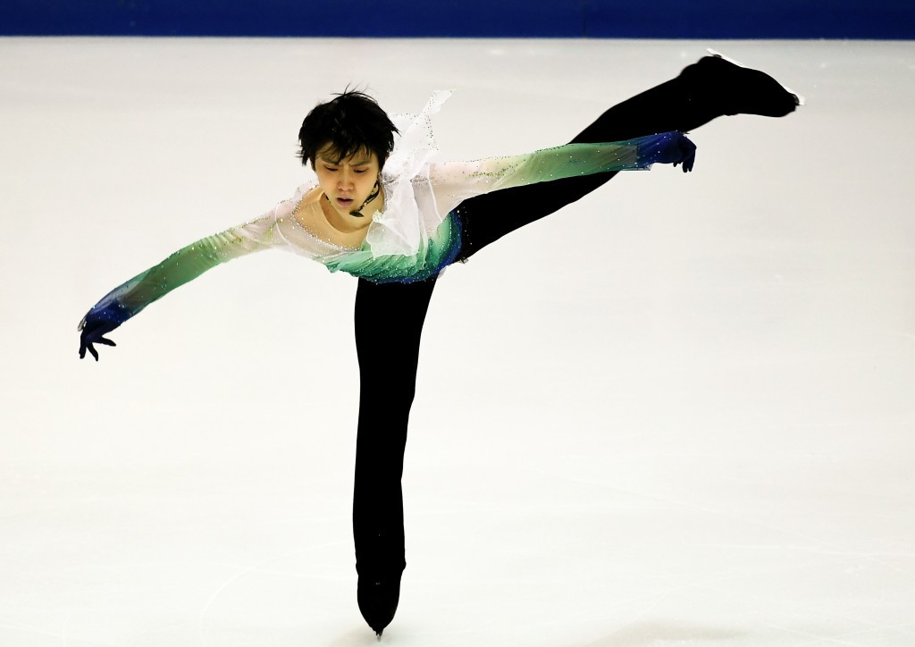 Olympic champion Hanyu aims for maiden Four Continents crown