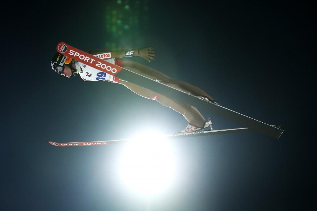 Ziobro tops qualification at FIS Ski Jumping World Cup in Pyeongchang