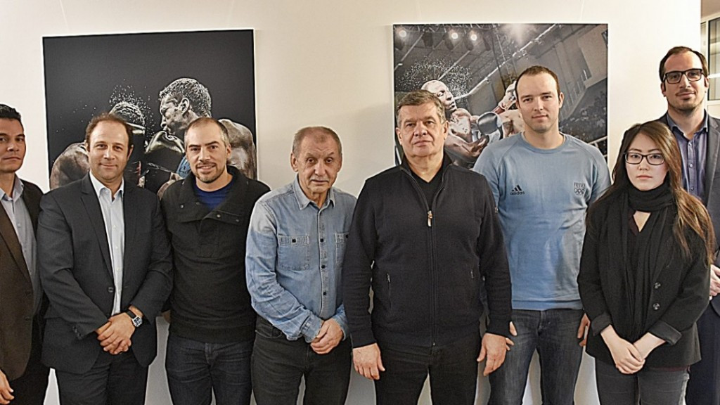 AIBA Coaches Commission convenes in Lausanne for two days of discussions