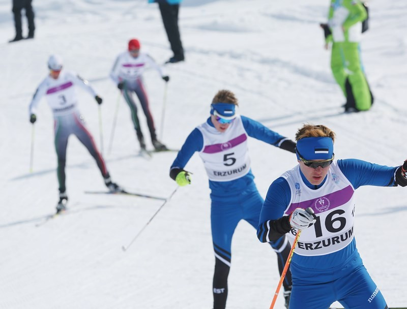 Russia claim double cross-country skiing gold at Winter EYOF