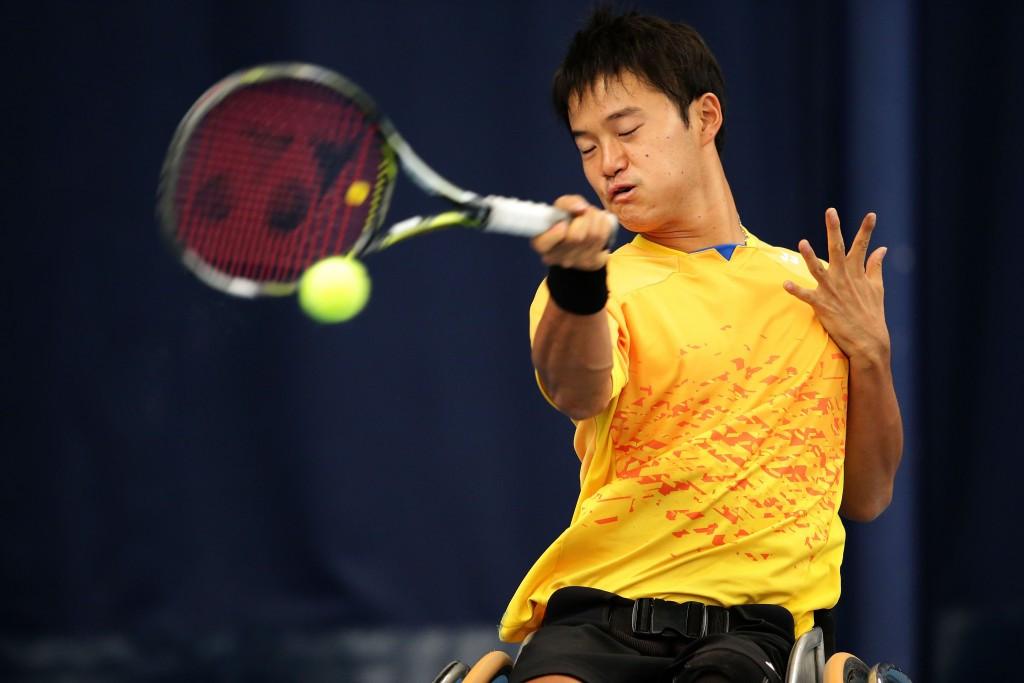 Miki and Scheffers progress to doubles semi-finals at ABN AMRO World Wheelchair Tennis Tournament