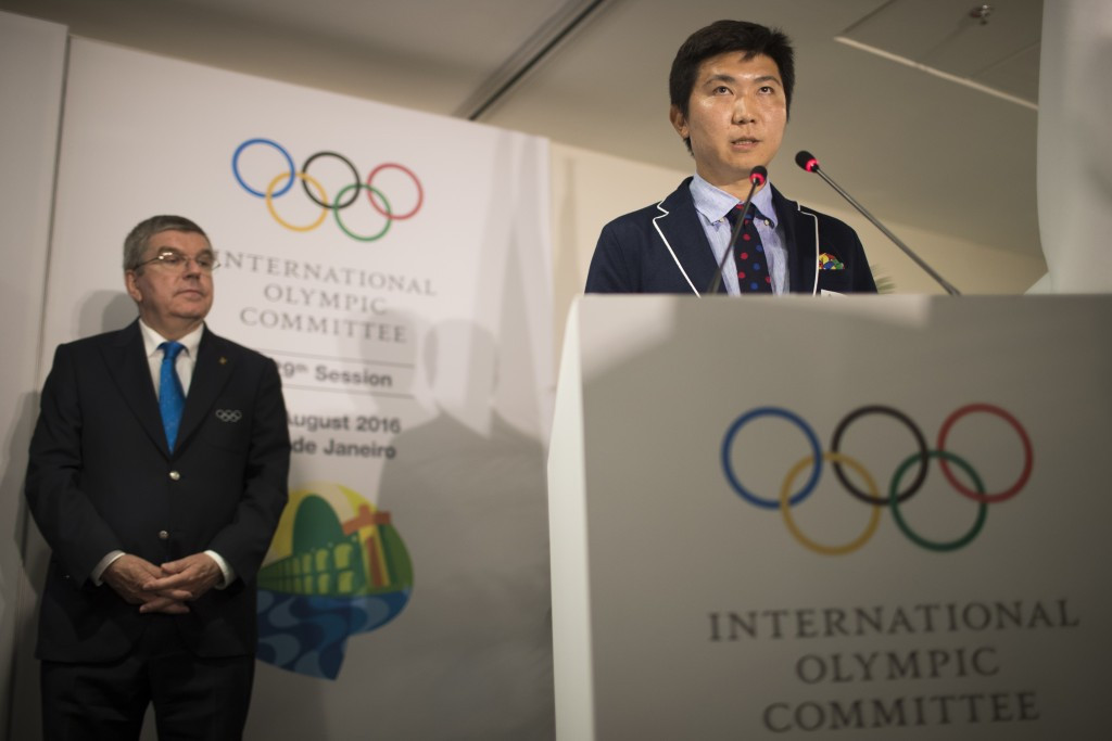 Ryu Seung-min has called for more public backing of Pyeongchang 2018 ©Getty Images