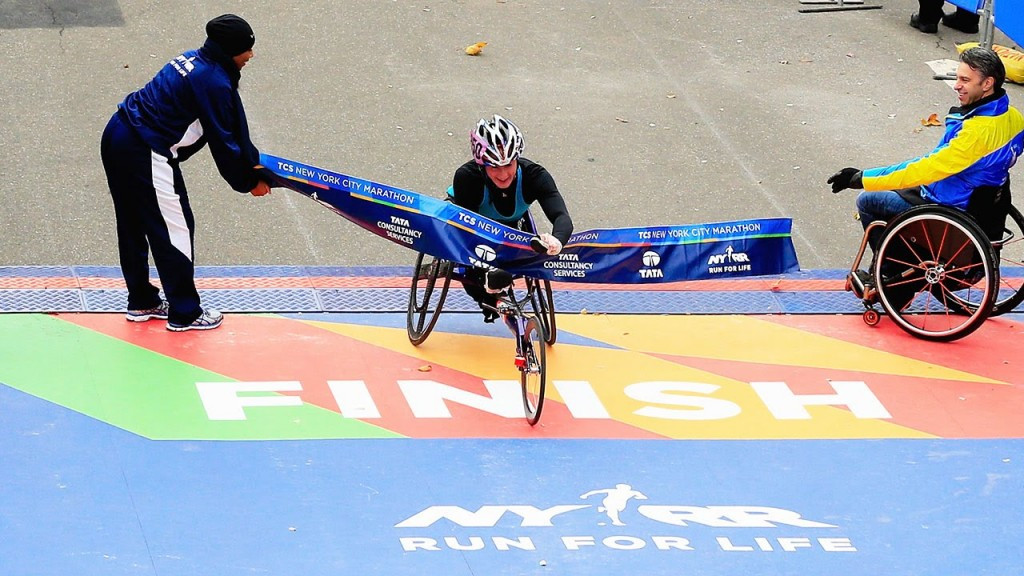 World Marathon Majors launch series for wheelchair racers