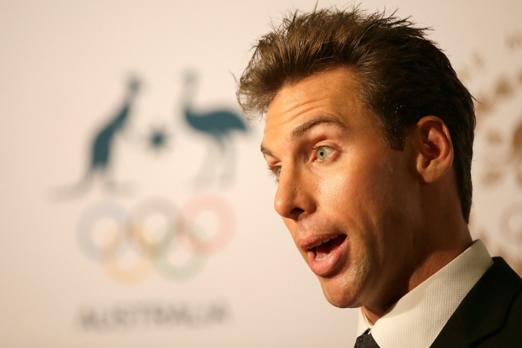 """Former Olympic swimming champion Hackett arrested after """"breakdown"""""""