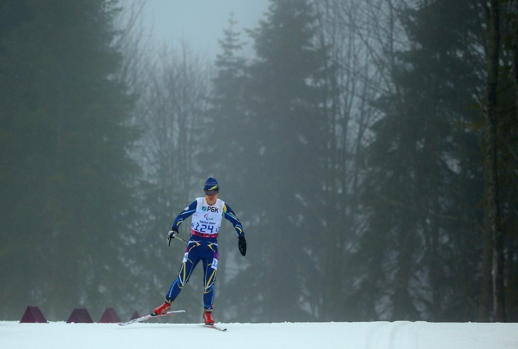 Ukraine and France clinch relay titles at World Para Nordic Skiing Championships
