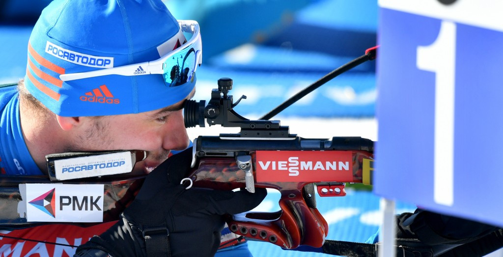 Former biathlon world champion Shipulin tests positive for coronavirus