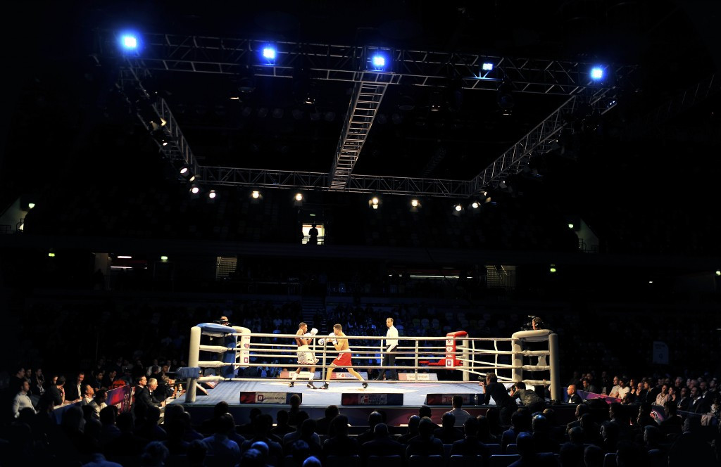 British Lionhearts dominate home World Series of Boxing tie