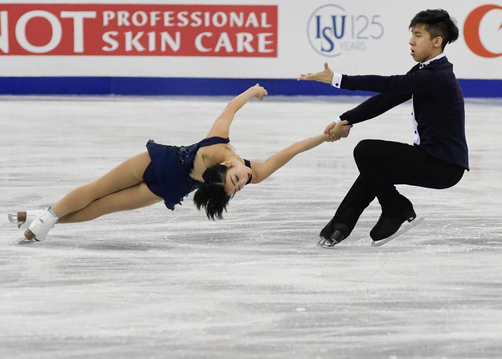 Chinese stars impress as ISU Four Continents Figure Skating Championships begin in Gangneung