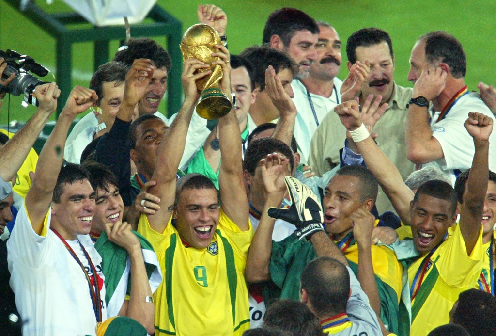 The 2026 World Cup could be hosted by more than one country, as was the case in 2002 when Japan and South Korea staged the quadrennial event ©Getty Images