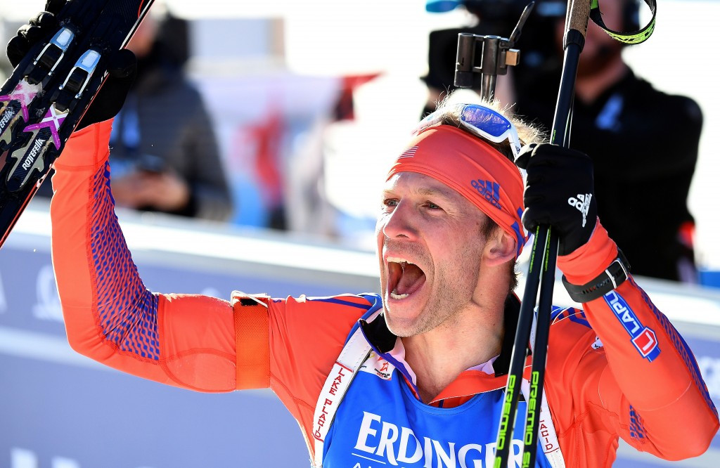 Bailey becomes first-ever American gold medallist at IBU World Championships