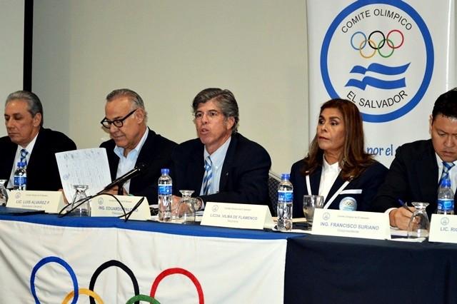Palomo re-elected as ESNOC President