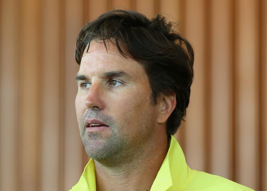 Rafter steps down as Tennis Australia's head of high performance