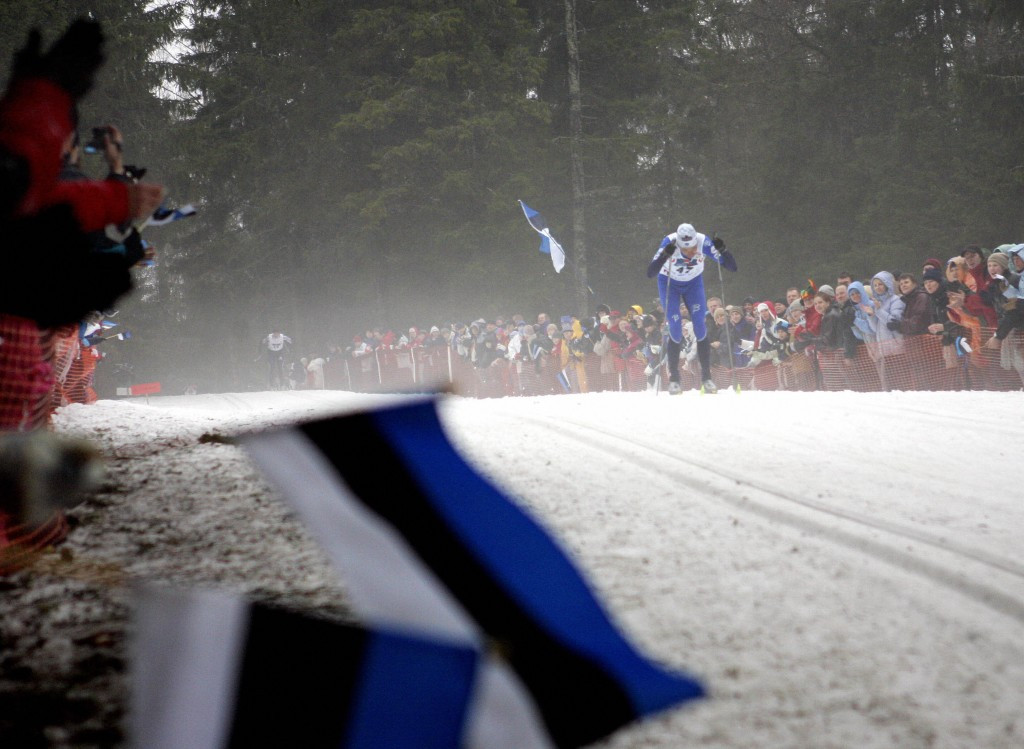 Estonian town Otepää is set to host the latest leg of the FIS Cross-Country World Cup this weekend ©Getty Images