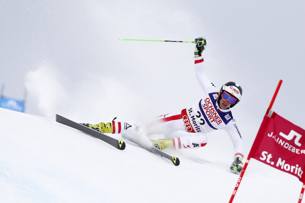 Austria's Roland Leitinger took second behind his compatriot ©Getty Images