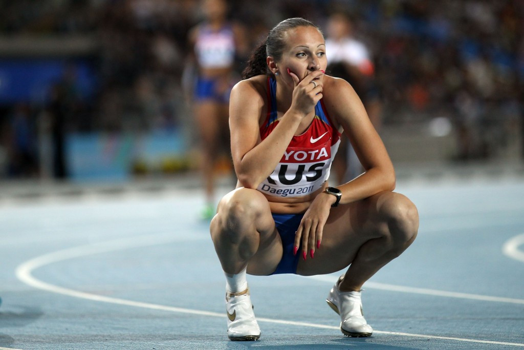 Russia's Fedoriva set to return Beijing 2008 relay gold medal