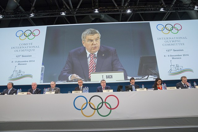 The Olympic TV Channel was a key proposal resulting from last December's IOC Session in Monte Carlo ©IOC