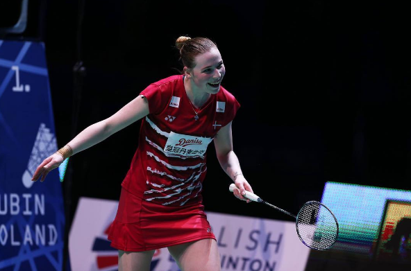 Defending champions Denmark through to European Mixed Team Badminton Championships final