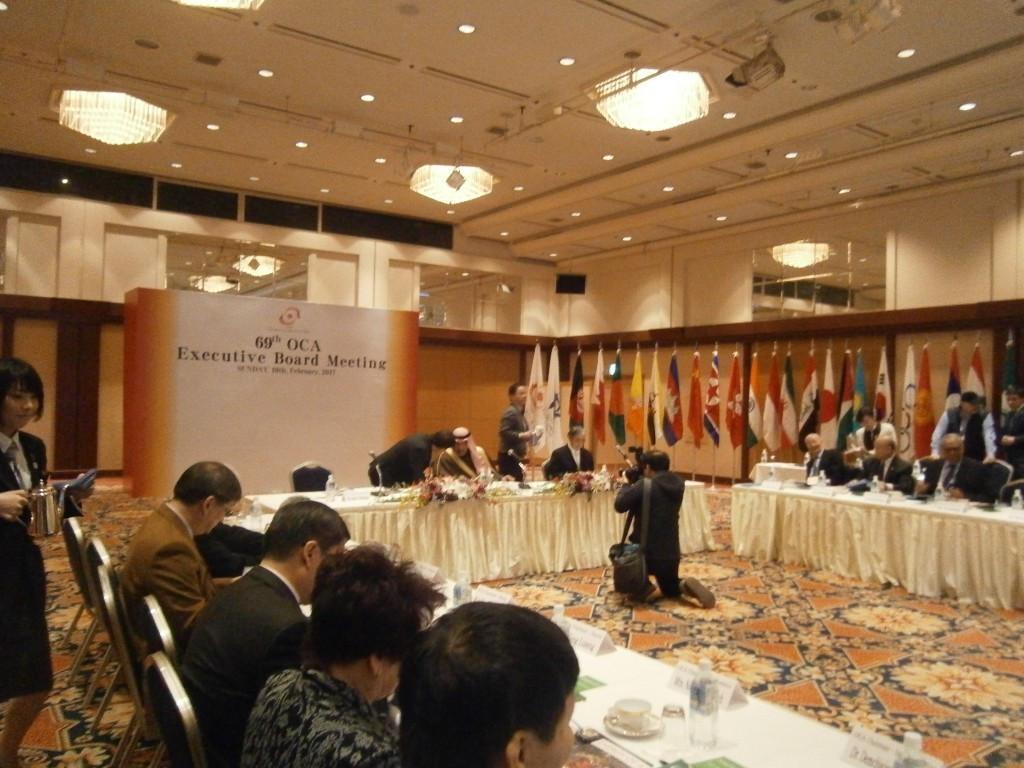 OCA pressing ahead with regional headquarters plan amid Kuwait dispute