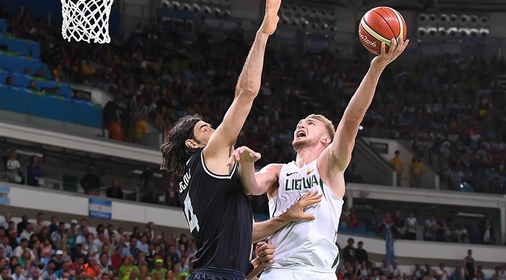 The aim of the new competition system is to increase exposure of the sport ©FIBA