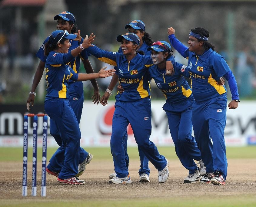 Sri Lanka and Pakistan qualify for ICC Women's World Cup