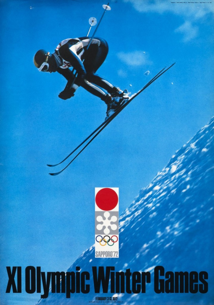 Sapporo hosted the 1972 Winter Olympics ©Olympic Museum