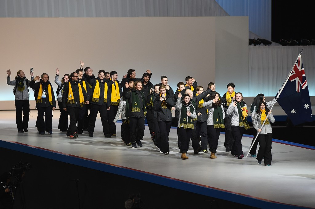 Ruggiero supports holding Opening Ceremonies earlier after Sapporo 2017 innovation