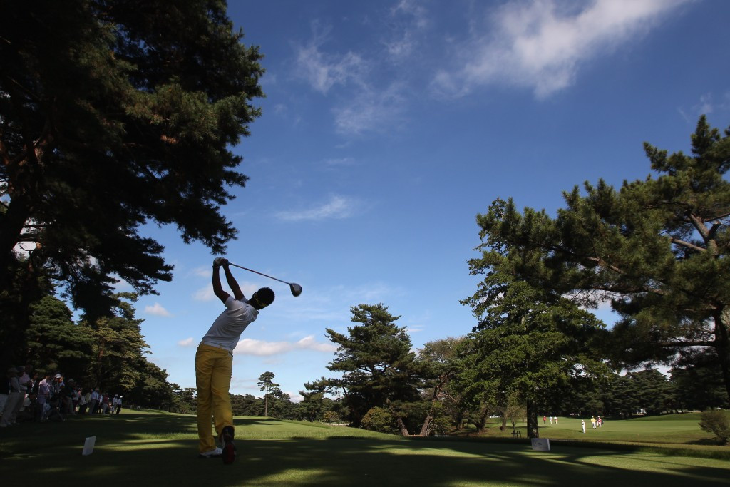 The Kasumigaseki Country Club does not allow women to become full members and also limits the days they can play there ©Getty Images