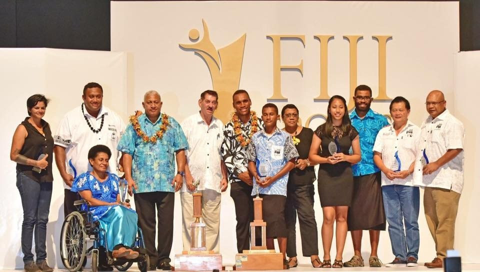 Rugby sevens team claim prizes at 2016 Fiji sporting awards