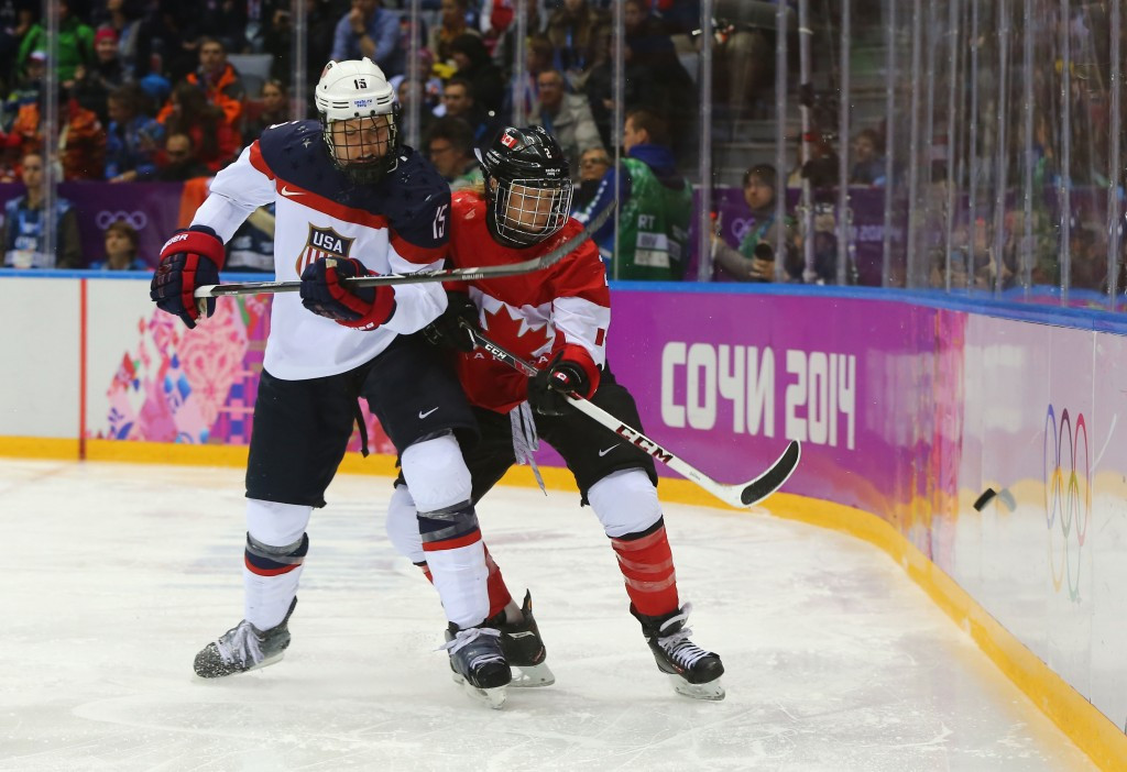 Triple world champion Schleper retires from international ice hockey
