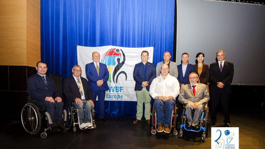 Medal winners drawn in same group for IWBF European Championship